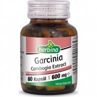 Herbina Garcinia Cambogia Garsinya 60 Kapsül x 600 mg