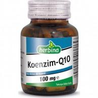 Herbina Koenzim Q10 - 60 Kapsül x 100 mg