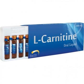 Sepe Natural L-Carnitine Likit 10 şişe x 10 ml / 2000 mg