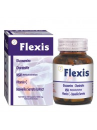 Flexis - Glucosamine Chondroitin MSM Vitamin C