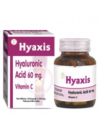 Hyaxis - Hyalüronik Asit & Vitamin C