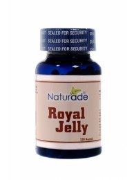 Naturade Arı Sütü Royal Jelly 120 Kapsül