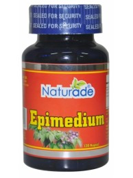 Naturade Epimedium 120 Kapsül