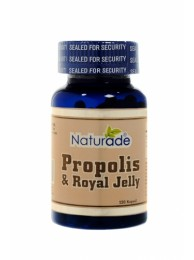 Naturade Propolis & Arı Sütü 120 Kapsül