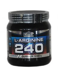 NOP L-Arginine 240 Kapsül