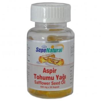 Bcaps Aspir Tohum Yağı 50 Kapsül x 600 mg