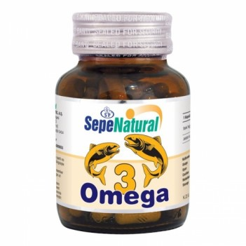 Sepe Natural Omega 3 90 Kapsül