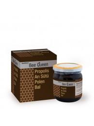 Bee Queen Propolis + Arı Sütü + Polen + Bal