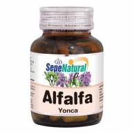 Sepe Natural Alfalfa Yonca Yaprağı 60 Kapsül