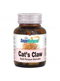 Sepe Natural Kedi Pençesi Cat's Claw 90 Kapsül