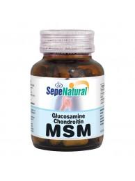 Sepe Natural Glucosamine Chondroitin MSM 90 Kapsül